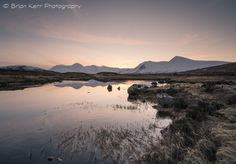 https://flic.kr/p/F6SoEP | Lochan na Stainge Sunset | Lochan na Stainge Sunset, a gorgeous evening over Rannoch Moor,   Please feel free to leave a comment or share with your friends and family should you wish.   Camera - Sony A7RII Lens - Sony FE16-35mm f4 Focal Length 16mm  Fstop - f16 Exposure Time - 1/4 second ISOspeed - ISO100   All rights reserved  © Brian Kerr Photography 2016