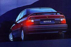 1990 Rover 216 GTi developed alongside the Honda Concerto Honda Concerto, Old Mini Cooper, Lotus Elite, British Aerospace, Fiat 850, Street Racing Cars, Aston Martin Db5, Bmw S, Performance Cars