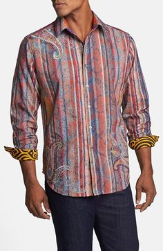 17e8f3c8 Robert Graham 'Zircon' Classic Fit Sport Shirt (Limited Edition) available  at #