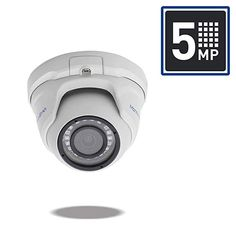 MorphXStar Security 5 Megapixel Sony Starvis HD PoE Fixed Lens Night Vision Mini Eyeball Dome IP Camera Built-in Microphone, Audio Recording, Power Over Ethernet - White Cctv Security Cameras, Security Camera System, Safety And Security, Ptz Camera, Outdoor Camera, Bullet Camera, Home Protection, Dome Camera, Cmos Sensor