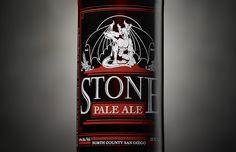 Stone Pale Ale Clone | via Stone Brewing Co.