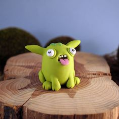 Rustyby Leslie Levings  adores these little monsters
