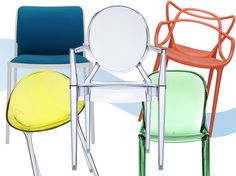 15 best Kartell chairs by Grazia.it