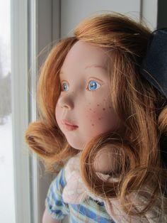 Zwergnase Junior Doll Azalea Hoop Earrings, Dolls, Collection, Jewelry, Fashion, Baby Dolls, Moda, Jewlery, Jewerly