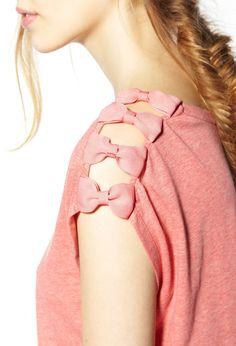 T-shirt Tram Bis Claudie Pierlot - 95 € - Collection Automne Hiver 2012