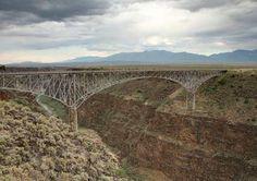 Rio Grande Gorge Bridge, Taos, N.M.