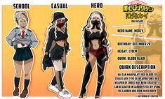 My Hero Academia Costume, Hero Academia Characters, Fanarts Anime, Anime Oc, Anime Demon, Super Hero Outfits, Hero Costumes, Superhero Design, Hero Girl