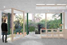 Extension d'une Maison // NP2F | archaic