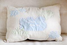 Sweet little pillow