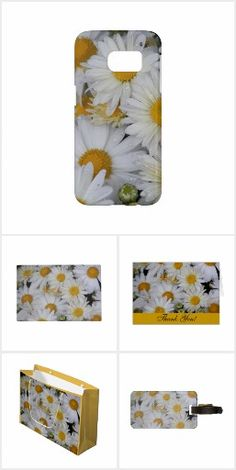 Daisy Floral Gifts Collection #whitedaisies