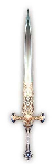I really like the lower half of this sword as the designs on the handle are very interesting.