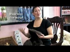 ▶ How To Use A Spinning Wheel To Spin Wool Into Yarn - YouTube