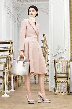 Christian Dior Pre-Fall 2014 collection.