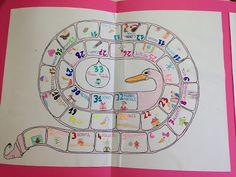"""APEdario: Il gioco dell'oca di Natale, ovvero Il """"lavoretto"""" Crafts For Kids, Montessori, Google, Party, Christmas, Winter Time, Crafts For Children, Xmas, Kids Arts And Crafts"""