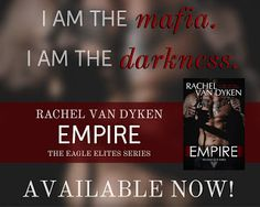 Calling All Bookaholics: Book Tour - Empire By Rachel Van Dyken