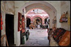 Marrakech, Bab Doukkala.