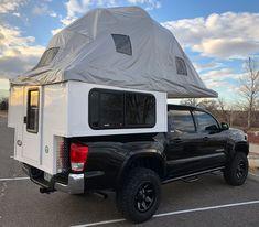 Geo Den Flip Tent Camper, https://www.truckcampermagazine.com/news/tcm-exclusive-2018-phoenix-geo-den-flip/