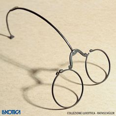 Once you have been at Luxottica's Museo dell'Ottica you won't be able to get it out of your head.