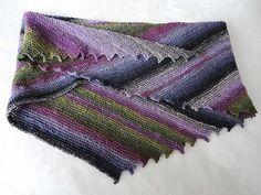 hitchhiker knitting pattern - Google Search