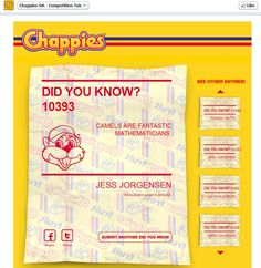 chappies print adverts - Google Search Did You Know, Competition, Journal, Google Search, Day