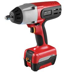 """Craftsman Professional 29297 20-volt Lithium-Ion Cordless 1/2"""" Impact Wrench - Tools - Cordless Handheld Power Tools - All Cordless Power Tools"""