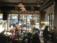 Where to brunch in Brussels: Café de la Presse
