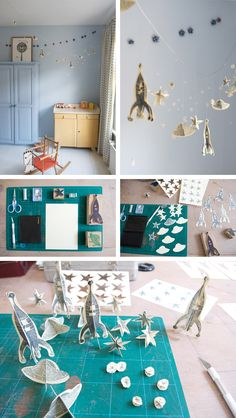 3D stamping--such a simple idea and could be expanded for many things...awesome and cute!