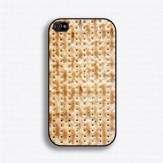 Passover Matzo / Matzah  iPhone 4 Case iPhone 4s by iCaseSeraSera