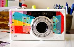 21 More Fabulous Washi Tape Crafts POSTED BY CRAFTYAMY ON NOVEMBER 18TH, 2011 AT 8:41 AM