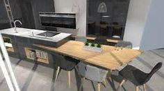 cuisine ilot table - Résultats Yahoo France de la recherche d'images