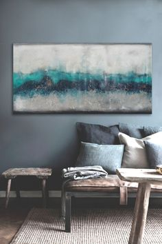 Thank you for your interest in this large painting from the Dee Brown Artfinder collection. This original painting is currently for sale exclusively on artfinder The painting is painted using high...