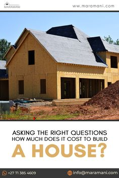 Asking the right questions - How much does it cost to build a house? Interior design kitchen, bathroom interior design, home interior design, interior design living room, interior design bedroom, office interior design, salon interior design, cafe interior design, modern interior design, restaurant interior design, luxury interior design, scandinavian interior design. #interiordesignkitchen #bathroominteriordesign #homeinteriordesign #interiordesignlivingroom #interiordesignbedroom Two Story House Plans, Simple House Plans, Beach House Plans, Dream House Plans, Modern House Plans, Home Building Tips, Home Building Design, Building A House, House Design
