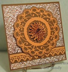 The Design Team along with Guest Designer Lori Williams has been hard at work creating some amazing projects.. #cheeryld #shulsart Dies used: Ankara Lace Doily with angel Wing - DL232; French Pastry Tiny Doily - DL234; Lady Kate Edger - B278 http://www.cheerylynndesigns.com
