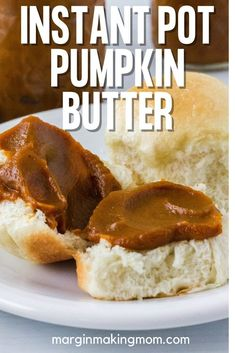 I was so surprised how easy it was to make pumpkin butter in my Instant Pot! Move over, Trader Joe's! This homemade version is SO simple and tasty.