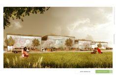 Acadia Parish Conference Center / Trahan Architects