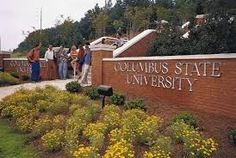 Columbus State University is a public institution of higher learning located in Columbus, Georgia. Founded as Columbus College in Columbus State University, Best University, College Campus, College Life, Fort Benning, Columbus Georgia, Higher Learning, Our Town, African American Men