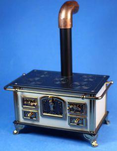 Miniature stove in1/12 scale