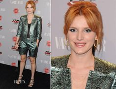 Belle Thorne In Zadig & Voltaire – Vanity Fair and FIAT Celebration Of 'Young Hollywood'