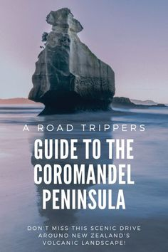 A roadtrippers guide to the Coromandel Peninsula – Don't miss this trip around New Zealand's volcanic landscape | #NewZealand #Roadtrip #coromandelpeninsula #traveguide
