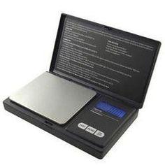 Digital Pocket Scale Black