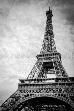 Paris Photography Eiffel Tower Photo Fine by PatrickRabbatPhotos