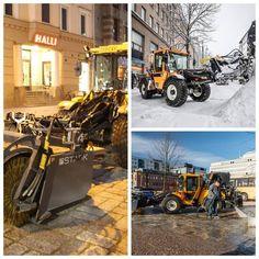 Lännen Tractors (@LannenTractors) / Twitter Build A Better World, Worlds Of Fun, Car Garage, Tractors, Monster Trucks, Construction, Twitter, Building, Buildings