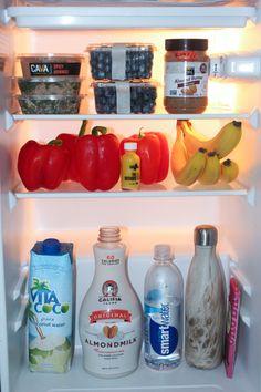 Tips on How to Stock Your Dorm Mini-Fridge