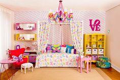 Sua bebê cresceu e agora você precisa fazer um quarto mais feminino? Com menos cara de bebê? Confira essas LINDAS ideias para quarto de menina!