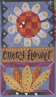In My Garden - Chapter Four - Cross Stitch Pattern