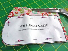 Small Sewing Projects, Sewing Projects For Beginners, Sewing Ideas, Sewing Crafts, Sewing Patterns, Craft Projects, Craft Ideas, Diy Crafts, Sewing To Sell