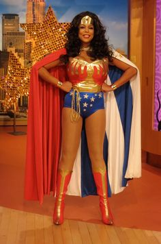 Wendy Williams' Wonder Woman | The Wendy Williams Show - Part 4
