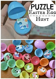 Creative Activities for an Easter Egg Hunt | www.diyprojects.com/12-inventive-easter-egg-hunt-ideas-kids-will-love/