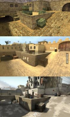 How times have changed: Counter Strike series