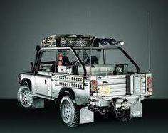 Tomb Raider Defender Land Rover 110 90 Landrover 4x4 Parts